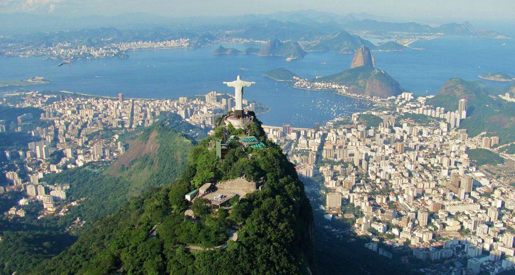 Rio de Janeiro. Vir: Wikipedia