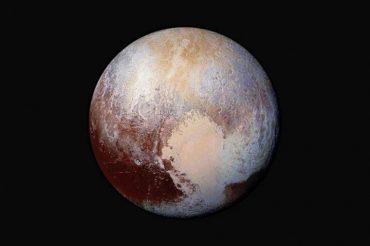 Planet Pluto. Credit: Nasa