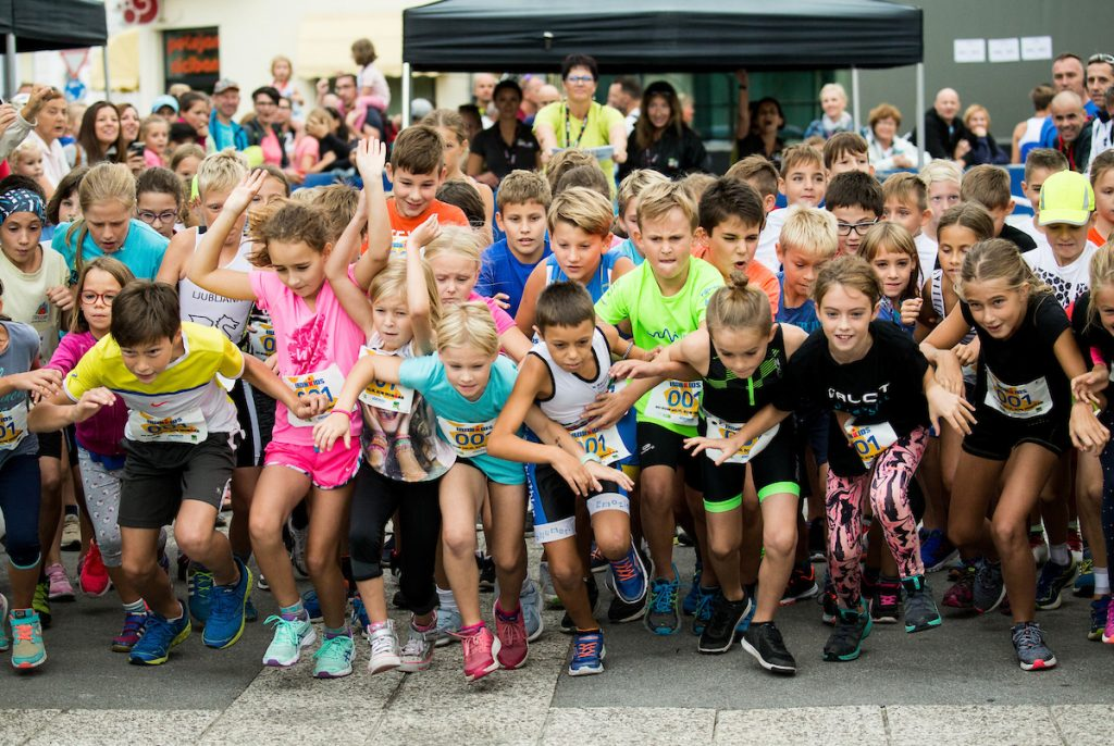 Ironkids in Ironman v Kopru. Vir: Arhiv organizatorja