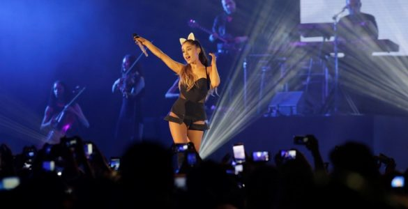 Ariana Grande and Pop Stereotypes. Credit. Wikimedia