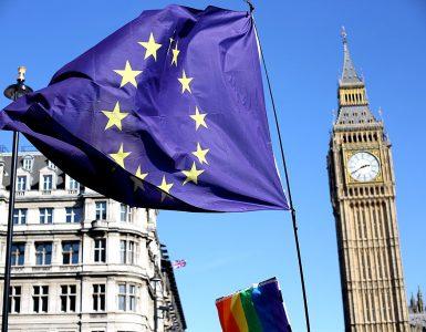 Če bi bil brexit torta. Vir: Ilovetheeu/Wikimedia