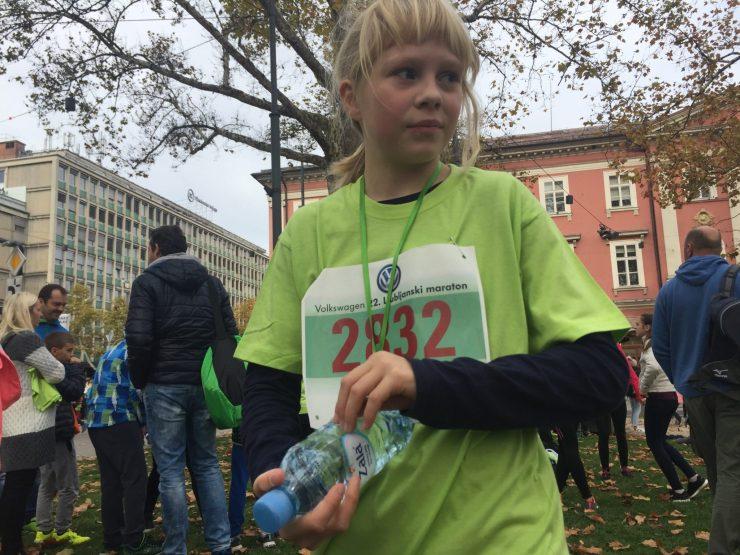 23. Ljubljanski maraton. Foto: Sonja Merljak/Časoris