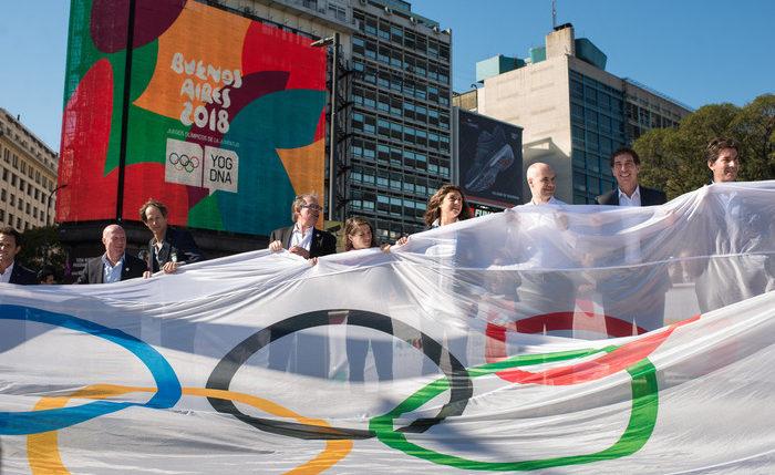 Mladinske olimpijske igre 2018. Vir: Wikimedia