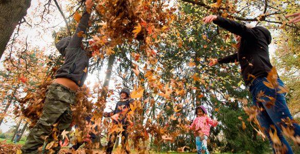Otrokom prijazna mesta. Vir: Arhiv društva Pazi!park