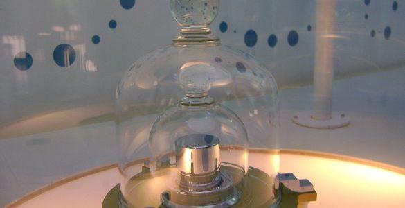 Nov kilogram. Foto: Wikimedia.