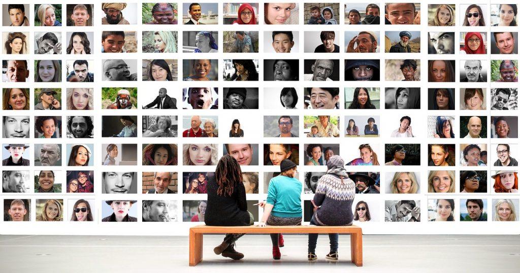 Prijateljstvo in socialna izključenost. Vir: Pixabay