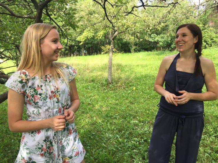 Učiteljica Nina Jelen, zmagovalka natečaja BetterInternet4Kids. Foto: Sonja Merljak/Časoris