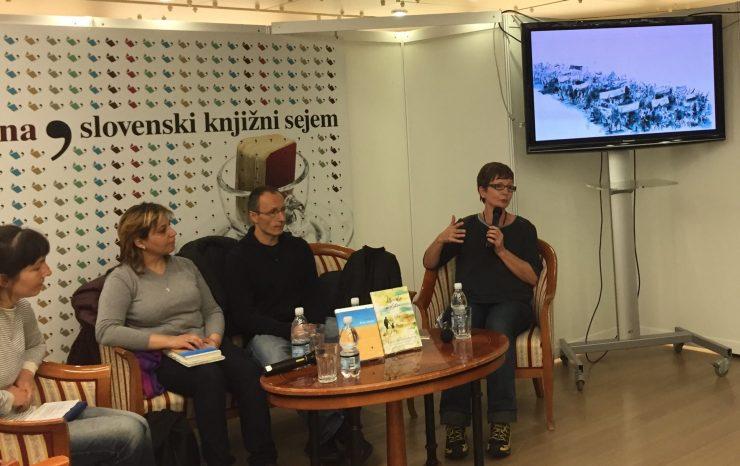 Zgodbe o beguncih, Foto: Sonja Merljak/Časoris