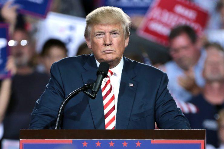 Vmesne volitve 2018 so bile referendum o Donaldu Trumpu. Vir: Wikimedia