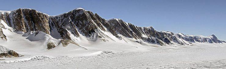 Ledeniki se talijo zaradi podnebnih sprememb. Vir: Nasa