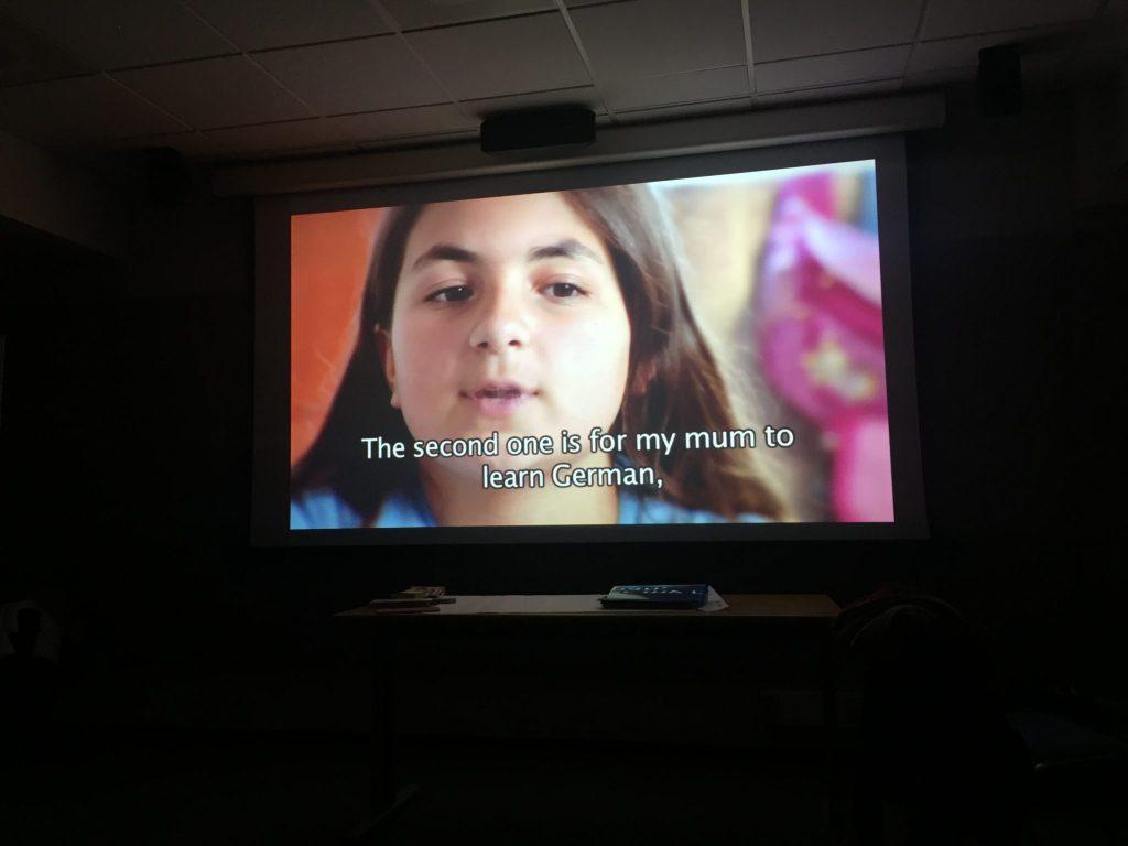 Otroški dokumentarni filmi so filmi o resničnih otrocih. Režira jih tudi Phillis Fermer. Foto: Sonja Merljak/Časoris