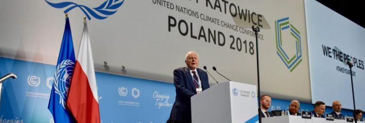 Konferenca o podnebnih spremembah 2018. Vir: UNFCCC