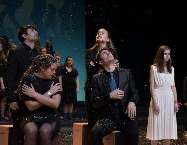 V operi Všeč si mi nastopa tudi Adrian Ignjatović. Foto: Matevž Čebavšek