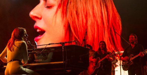 Zlati globusi 2019. Med nagrajenci je tudi Lady Gaga za pesem Shallow. Vir: Kolosej