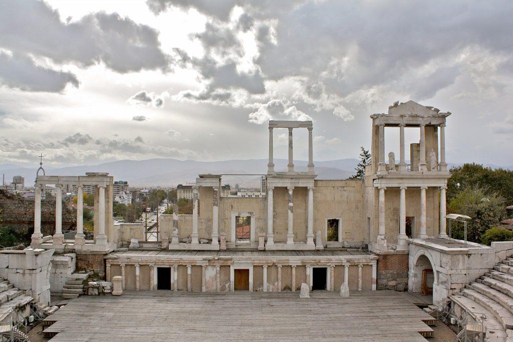Plovdiv je evropska prestolnica kulture 2019. Foto: Kyle Taylor/Wikimedia