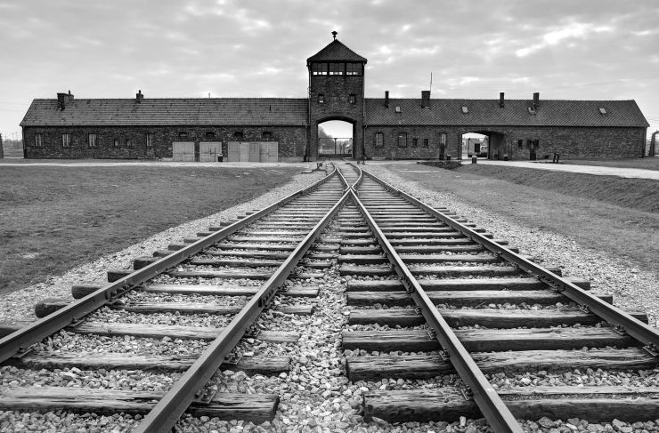 Holocaust memorial day 2019. Credit: Armin Rodler/Flickr