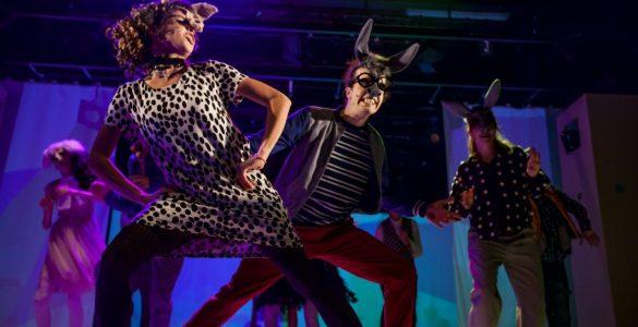 Predstave festivala Bobri 2019. Foto: Nejc Saje/Arhiv festivala Bobri