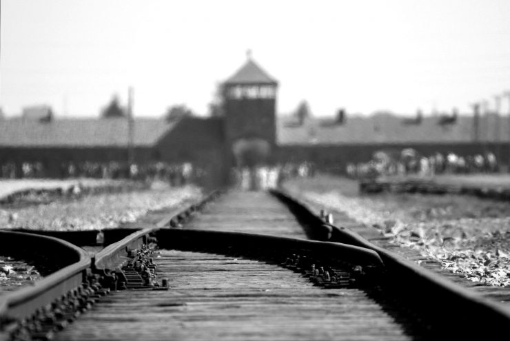 Dan spomina na holokavst 2019. Vir: Pexels