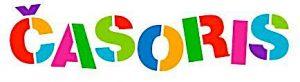 Časoris logo zostren