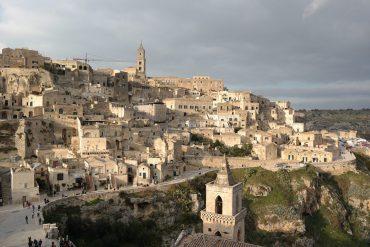 Matera je evropska prestolnica kulture 2019. Foto: Luca Aless/Wikipedia