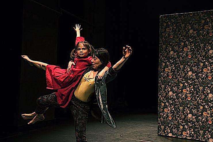 Tigraste lilije. Foto: Franci Kreis/Arhiv festivala Bobri