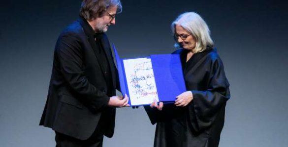 Prešeren Prize 2019. Credit: Nebojša Tejić/STA