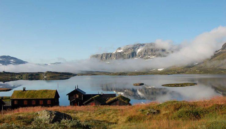 Norveška. Vir: Osebni arhiv Tine Mušič