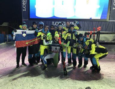 Svetovno prvenstvo v Åreju je bilo uspešno tudi za slovenske tekmovalce. Vir: SloSki