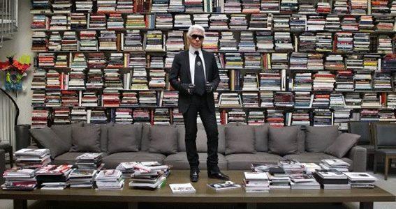 Karl Lagerfeld. Foto: Stefan Strumbel/Wikimedia