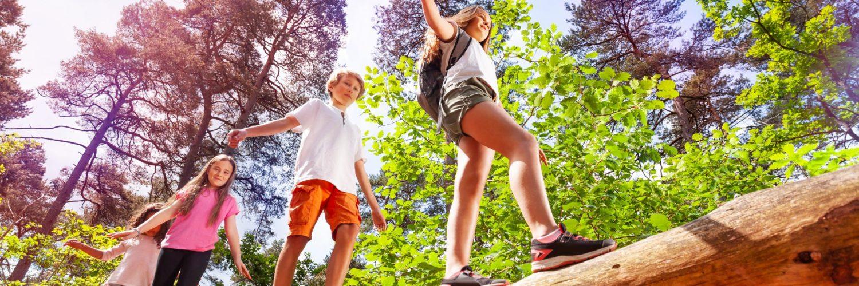 Kam z otroki med počitnicami. Vir: Adobe Stock