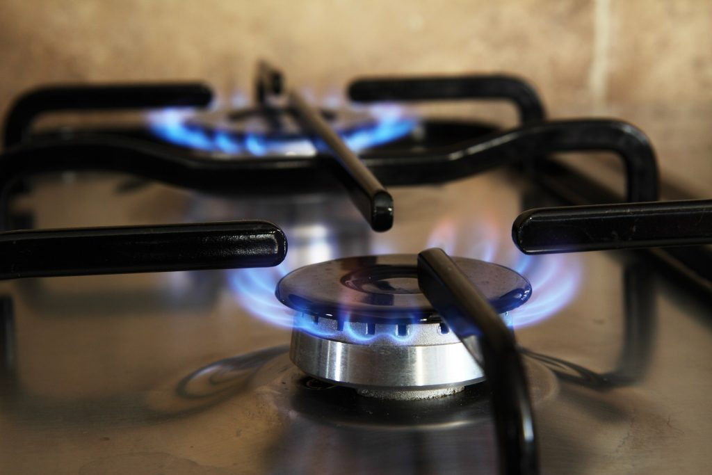 Zemeljski plin. Vir: Pixabay