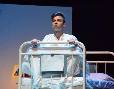 Prizor s predstave Orto. Foto: Iva Grabnar