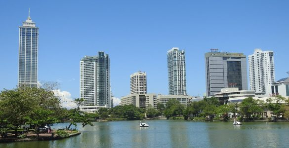 Glavno mesto Šrilanke Kolombo. Foto: Rahman A. in Azeez A./Wikimedia