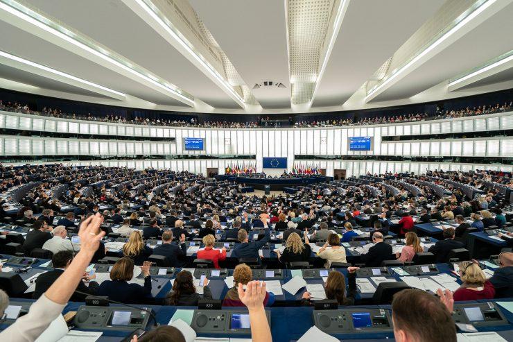 Vir: Evropski parlament.