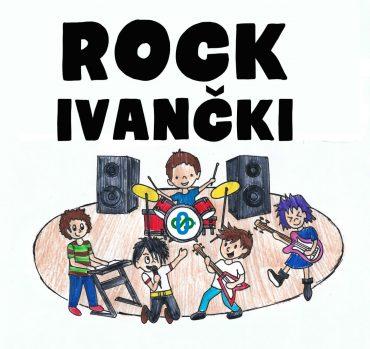 Rock Ivančki. Ilustracija: Miha Klenovšek