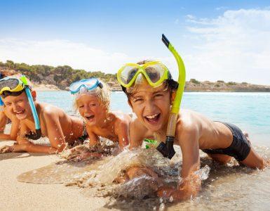 Kam z otroki med počitnicami 2019. Vir: Adobe Stock