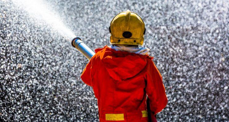 Kako pripraviti družinski požarni načrt. Vir: Adobe Stock