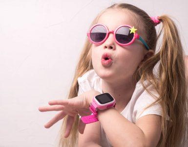 Pametne ure za otroke. Vir: Adobe Stock