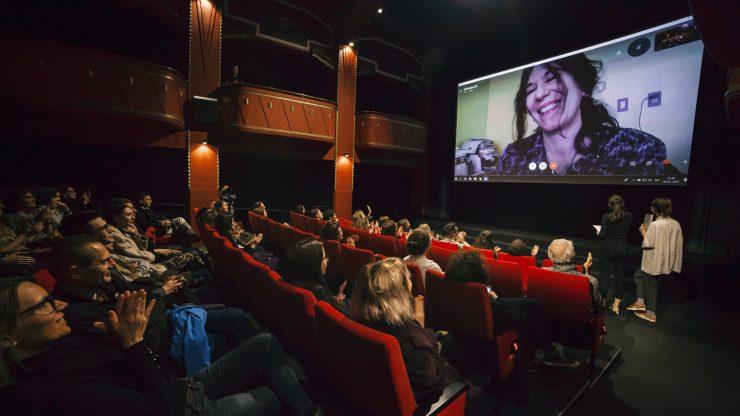 4. filmski festival Kinotrip Foto Urška Boljkovac/Arhiv Kinodvora