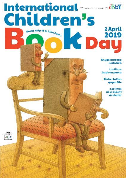 Mednarodni dan knjig za otroke 2019. Vir: Ibby