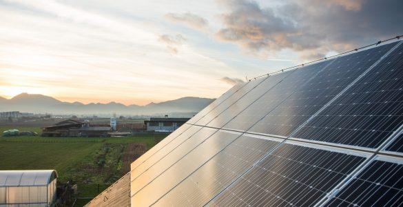 Sončna energija. Vir: Arhiv GEN-I