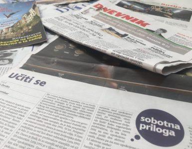 Dan svobode medijev 2019. Foto: Sonja Merljak/Časoris