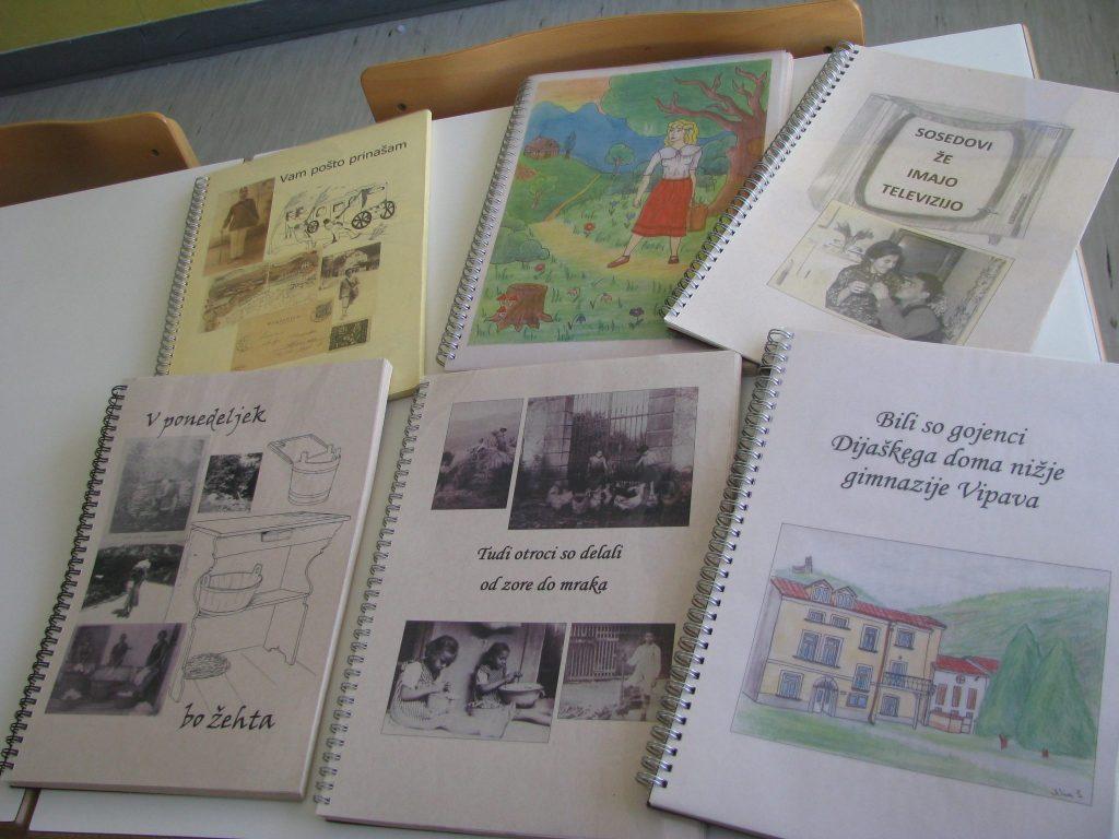 Mladi vipavski zgodovinarji so do letos napisali že 17 raziskovalnih nalog v okviru programa Mladi raziskovalec zgodovine