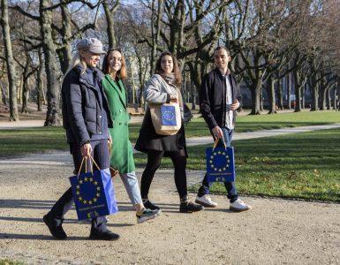 Kaj otroci menijo o volitvah v evropski parlament? Vir: AV Servis EU