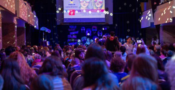 Zaključna prireditev natečaja Evropa v šoli 2019. Vir: Arhiv ZPMS