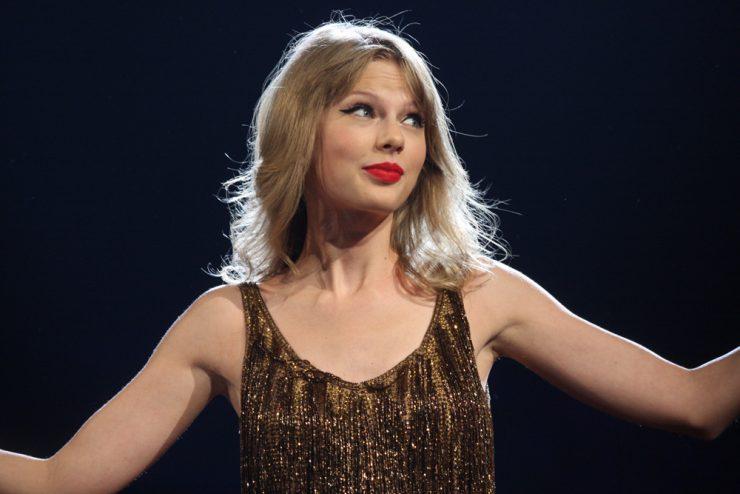 Taylor Swift. Vir: Eva Rinaldi/Flickr
