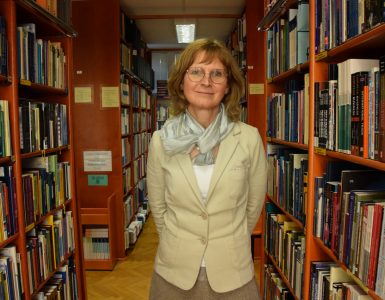 Dr. Sonja Rutar. Foto: Anže Sobočan