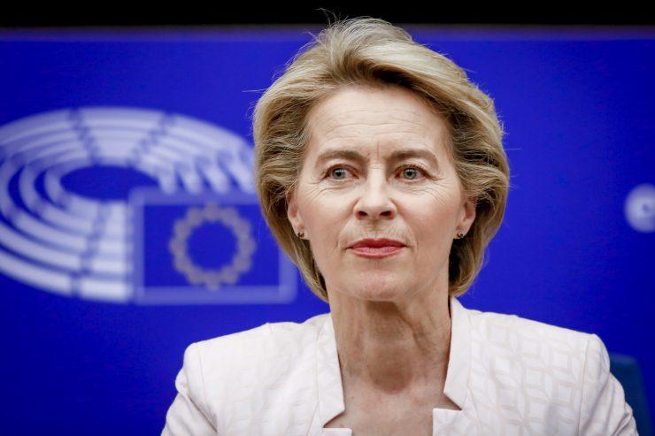 Ursula von der Leyen. Credit: European Parliament