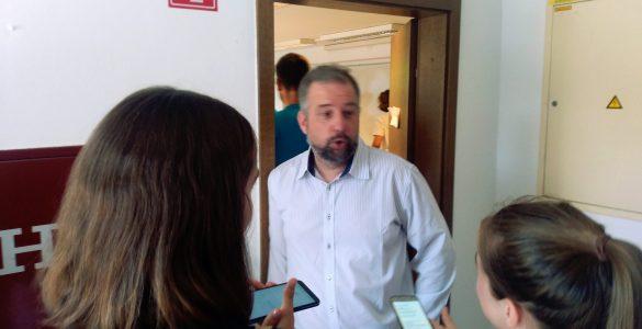 Janez Usenik. Foto: Klemen Breznik