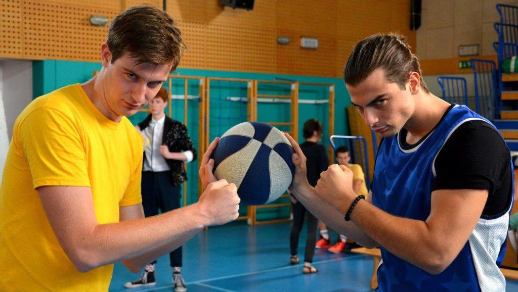 Klemen Kostrevc in Domen Novak. Vir: Promocijsko gradivo
